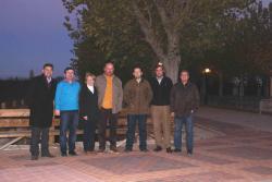 Alcaldes del PP, reunidos en San Pedro.