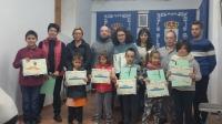 Celebración del I Pleno Infantil en Férez.