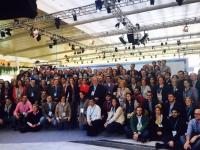 Delegación del PP-CLM en la Convención de Madrid.