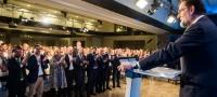Rajoy anuncia el Congreso de su relevo tras 14 años como presidente nacional del PP.