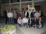 Reunión de candidatos del PP en Balazote.