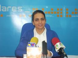 Belén Torres, concejal de Villarrobledo.