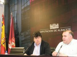 Antonio Serrano y Constantino Berruga.