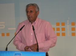 Sixto González, diputado nacional del PP.