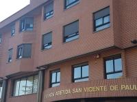 Residencia Asistida San Vicente de Paúl, dependiente de la Diputación de Albacete.