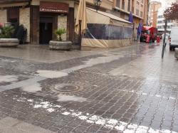 Son muchos los vecinos que han denunciado al Grupo Popular el mal estado de las calles de nuestra ciudad.