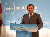 José Luis Teruel, diputado del PP.