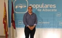 Vicente Jiménez, portavoz del PP en La Gineta.